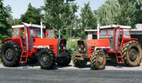IMT 5136 for Farming Simulator 19