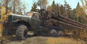 ZIL 157 Truck for MudRunner