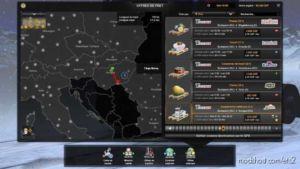 Realism V12.0 for Euro Truck Simulator 2