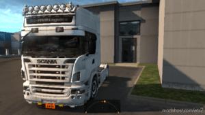 Scania R2008 (Modified Truck) [1.36] for Euro Truck Simulator 2