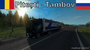 Road Connection Rusmap 2.0 + Roextended Map 2.5 (1.36.X) for Euro Truck Simulator 2