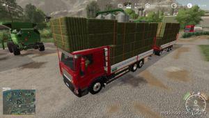 Iveco Stralis 6X2 V1.0.1.3 for Farming Simulator 19