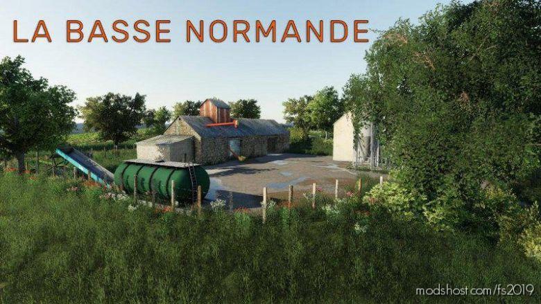 LA Basse Normande for Farming Simulator 19