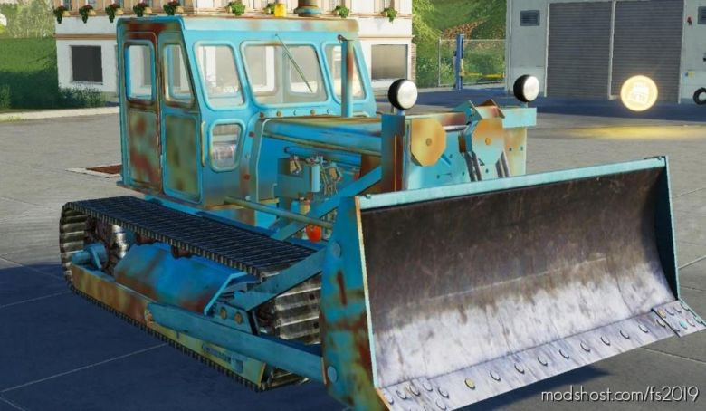 Raupe T-100 for Farming Simulator 19