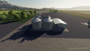 Courtyard Silos for Farming Simulator 19