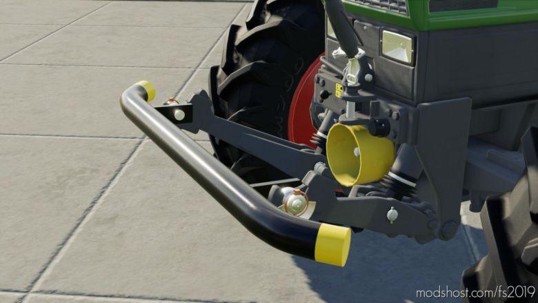 Bumper for Farming Simulator 19