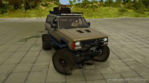 Jeep XJ 2 Door Mod for MudRunner