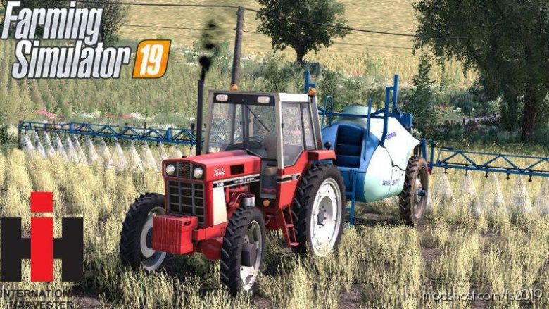 International 1086 for Farming Simulator 19