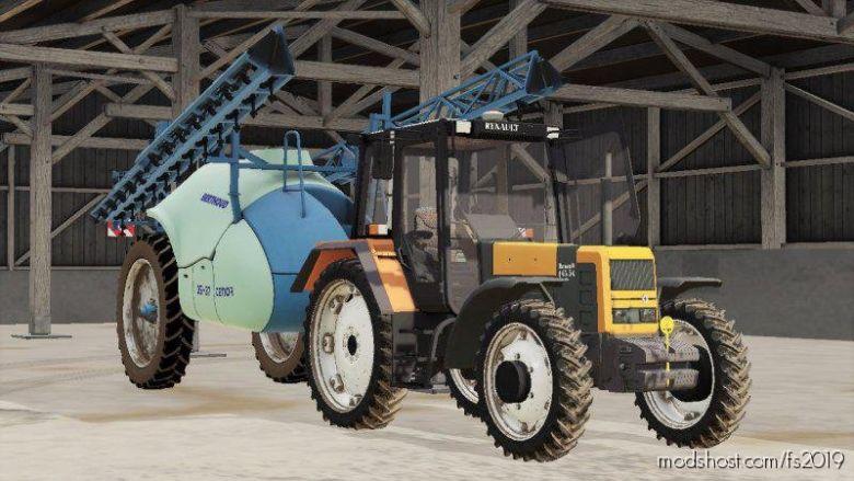 Renault 145.54 for Farming Simulator 19