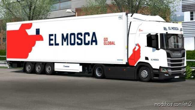Krone Cool Liner Mega Skin Pack V1.6.5 for Euro Truck Simulator 2