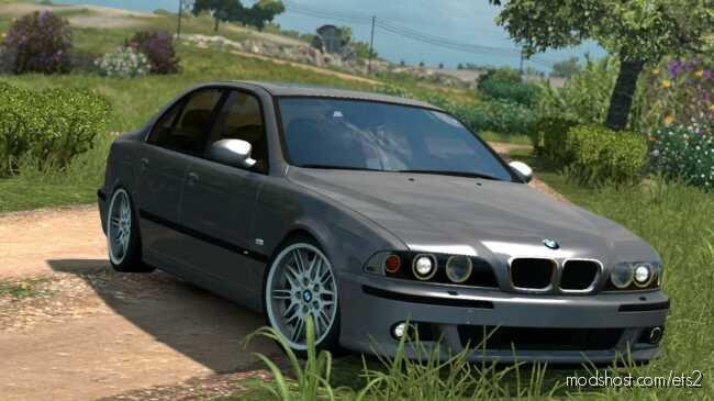 BMW E39 M5 V2R20 [1.36] for Euro Truck Simulator 2
