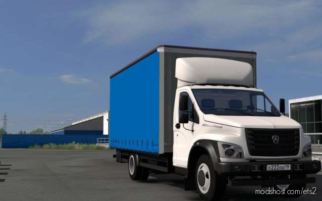 Gazon Next V2.0 [1.36] for Euro Truck Simulator 2
