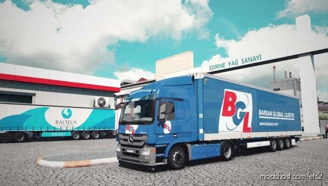 Mercedes MP3 Krone Megaliner Barsan Global Skin [1.37] for Euro Truck Simulator 2