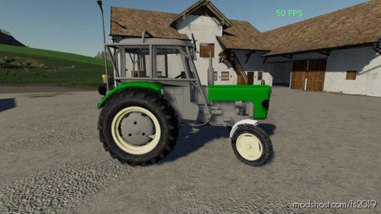 Ursus 4011 for Farming Simulator 19