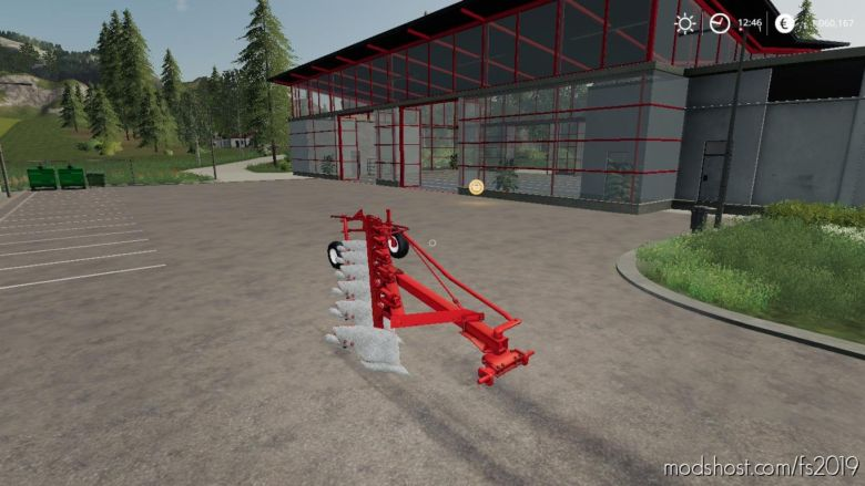 International 720 for Farming Simulator 19