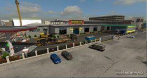 Prefab Garage Scandinavia Mods [1.36.X] for Euro Truck Simulator 2