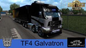 Freightliner Argosy TF4 (Galvatron) [1.36.X] for Euro Truck Simulator 2