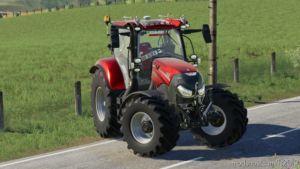 Case IH Maxxum Edit By Ariemodding for Farming Simulator 19