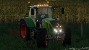 Fendt 700 4S Edit By Ariemodding for Farming Simulator 19