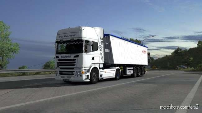 Scania V8 Sound Mod V11.0 [1.37] for Euro Truck Simulator 2