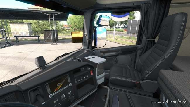 Scania 2009 Interior [1.36] for Euro Truck Simulator 2