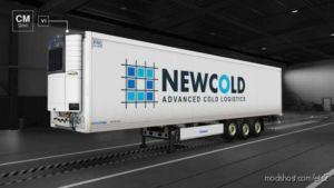 NEW Cold Krone Coolliner Skin for Euro Truck Simulator 2