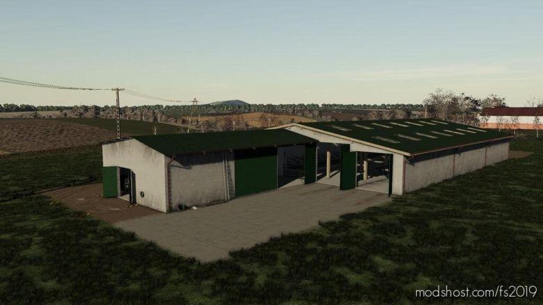 Modern Cows Barn for Farming Simulator 19