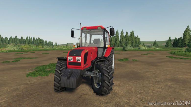 MTZ Belarus-952.4 for Farming Simulator 19