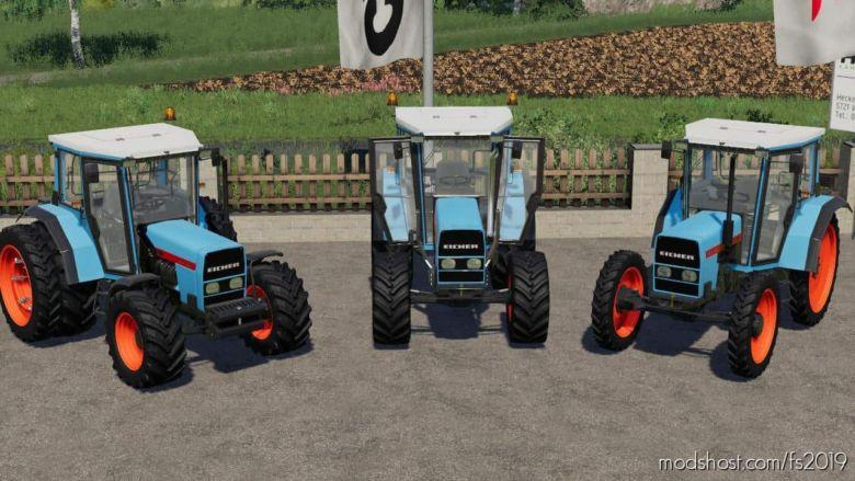Eicher 2070 V3.0 for Farming Simulator 19