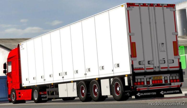 Bussbygg Trailer By Thefnake [1.36.X] for Euro Truck Simulator 2