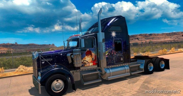 ATS Trucks [1.37] for Euro Truck Simulator 2