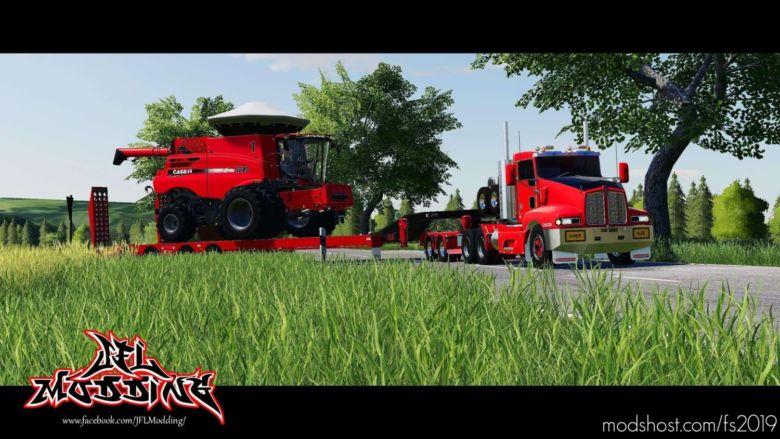 Kenworth T600 DAY CAB for Farming Simulator 19