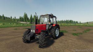 MTZ-820 for Farming Simulator 19