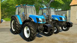 NEW Holland TL-A T5000 for Farming Simulator 19