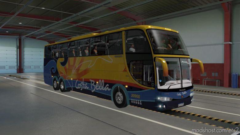 Scania G6 1550 SC 6X2 Megaking [1.37.X] for Euro Truck Simulator 2