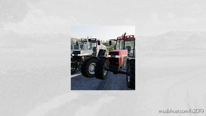 Case Maxxum 5150 By Lebakasssemmel for Farming Simulator 19
