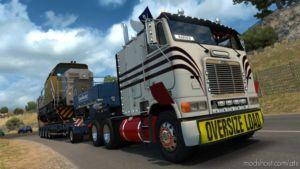 Freightliner FLB ATS V2.0.7 [1.37] Truck for American Truck Simulator