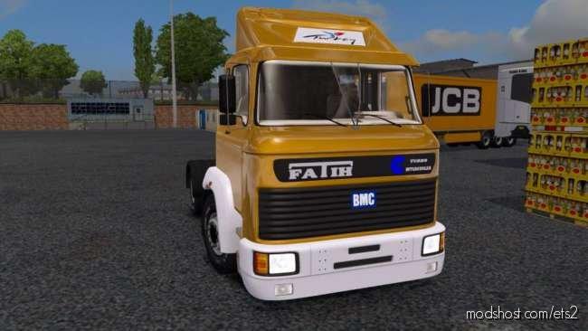 BMC Fatih 4X2 [1.36] – [1.37] for Euro Truck Simulator 2
