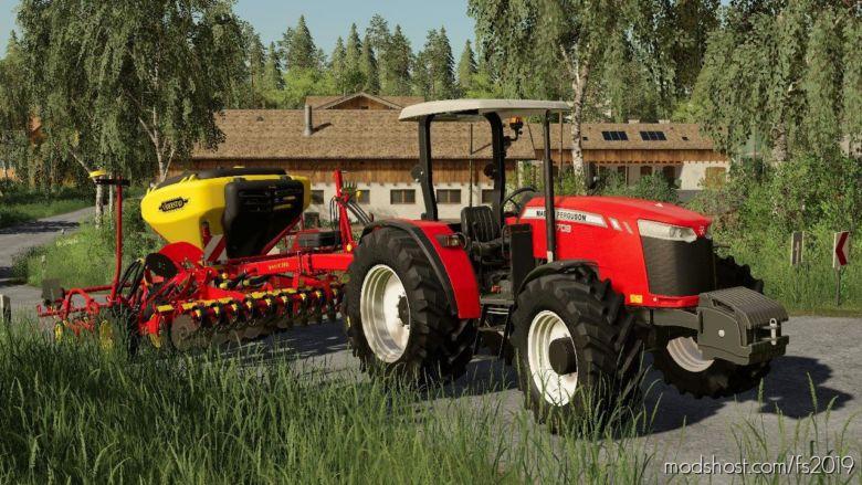 Massey Ferguson 4709 for Farming Simulator 19