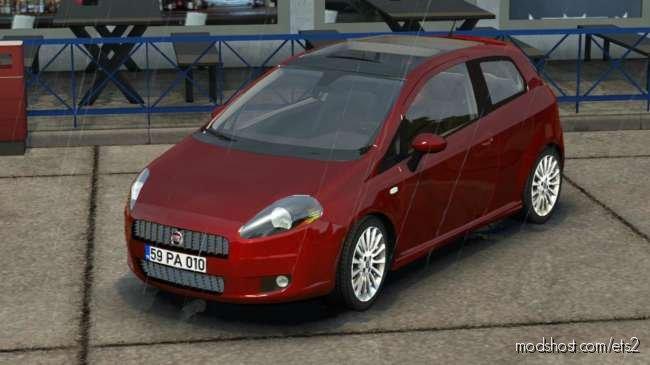 Fiat Punto 3DR V1R20 [1.36] for Euro Truck Simulator 2