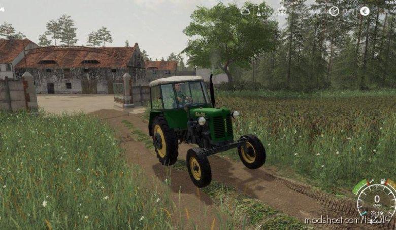 Zetor 25K for Farming Simulator 19