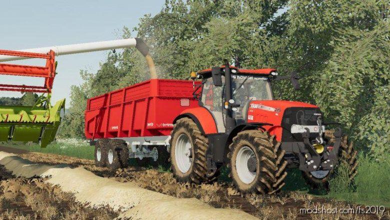 Case IH Puma CVX Multicontroler for Farming Simulator 19