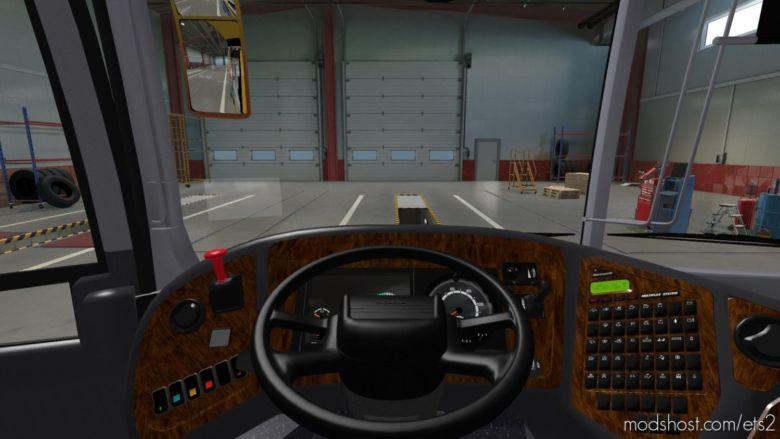 G6 1550 SC 6X2 Megaking [1.37.X] for Euro Truck Simulator 2