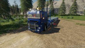 DAF 105XF V2.0 for Farming Simulator 19