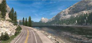 Sierra Nevada V2.2.20 [1.37] Map for American Truck Simulator