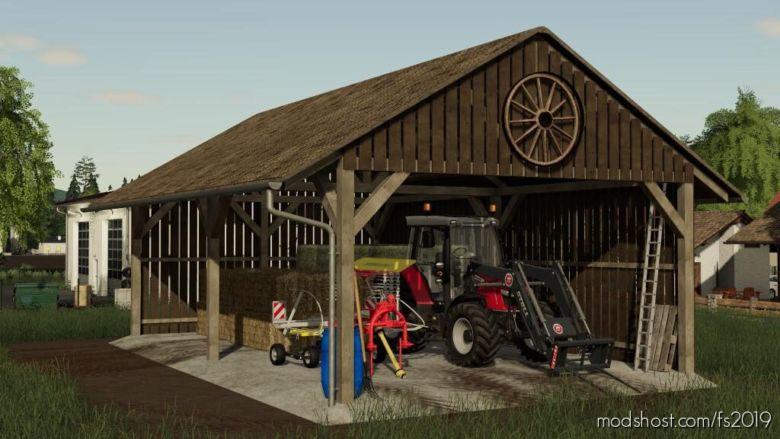 Fieldshelter for Farming Simulator 19