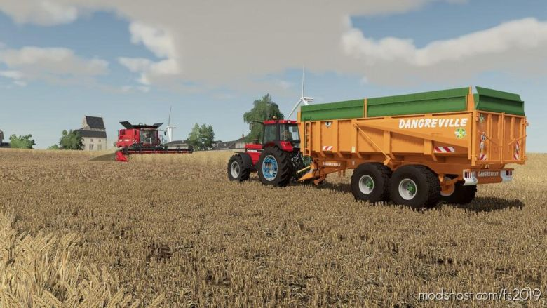 Dangreville BB18T for Farming Simulator 19