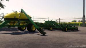 John Deere 1890 / Cart 1910 for Farming Simulator 19