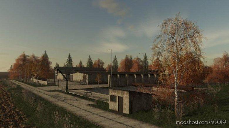 Thueringer Hoehe Seasons for Farming Simulator 19