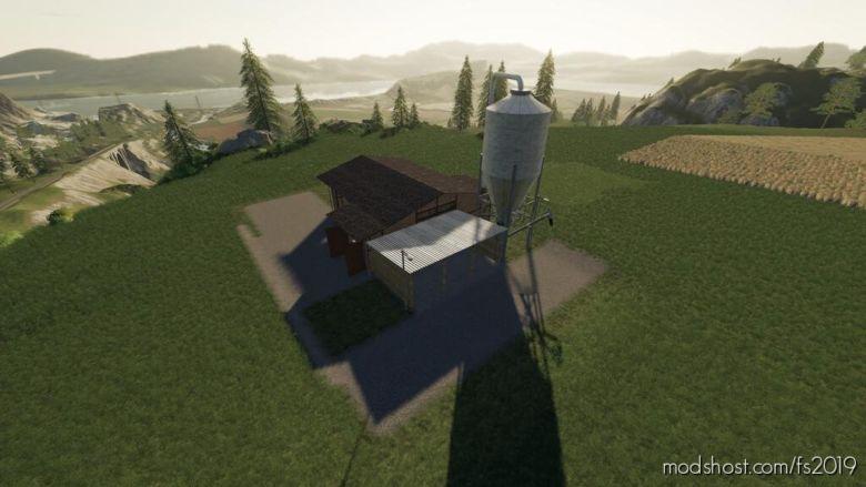 Barrel Production for Farming Simulator 19